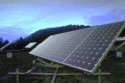 Photovoltaic power station perimeter protection