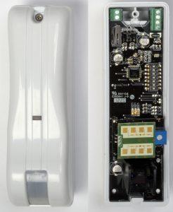 sensori a tenda a doppia tecnologia