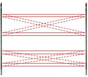 barriere antifurto a raggi infrarossi