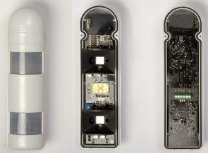 sensore tripla tecnologia